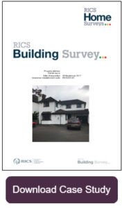 RICS Building Survey Cover sample report